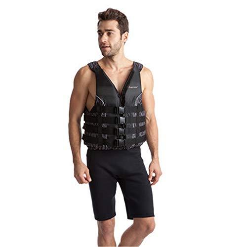 Fantastic Deal! Tuuertge Life Vest and Jacket Portable Adult Professional Fishing Suit Multi-Pocket ...