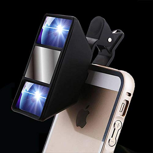 Kit de lente de ojo de pez lente gran angular macro ojo de pez zoom para iPhone 7 8 Plus Xs Max X teléfono móvil cámara lente kit rojo