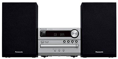 パナソニック CDステレオシステム シルバー SC-PM250-S