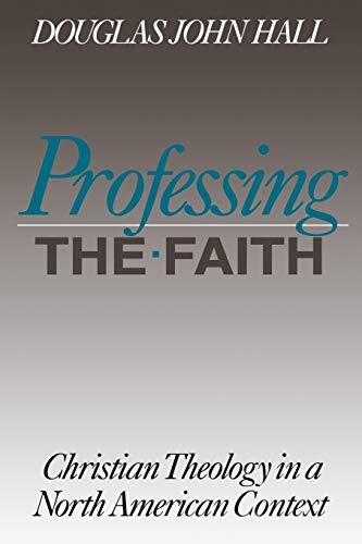 Professing the Faith