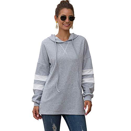 oneforus Frauen Hoodie,Pullover Hoodie Material Ist Aus Polyesterfaser Für Atmungsaktivität,Geeignet Für Laufen Und Fitness In Freizeitbereichen,Medium