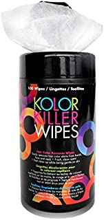 Framar Kolor Killer Wipes – Hair Dye Remover, Hair Color Remover – Wipes Dispenser of 100