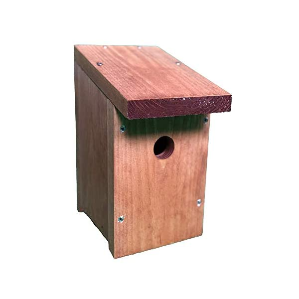 Simply Wood Multi Species Nest Box