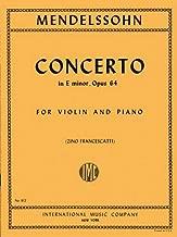 International Music Co Mendelssohn-Concerto in E minor, Op. 64