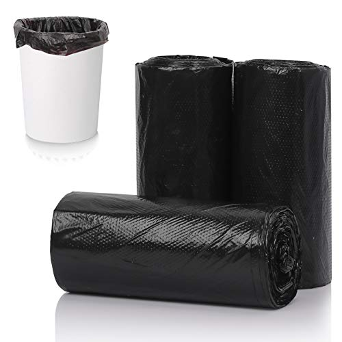 Skycase Trash Bags,4 Gallon/150 PCS Garbage Bags,[Extra Strong][Leak Proof] Rubbish Bags Wastebasket Liners for Kitchen Living Room Bathroom Office