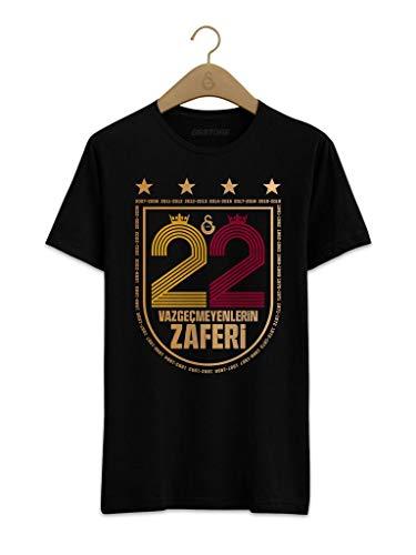Galatasaray T-Shirt Original 22. Meisterschaft NEU (XL)