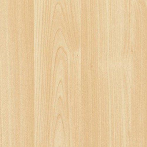 [19,98€/m²] Selbstklebende Folie in Holz-Optik AUF WUNSCHMAß inkl. Rakel & eBook mit Profi-Tipps I Klebefolie Ahorn Holzdekor für Möbel & Küche – abwaschbar & hitzebeständig I Möbelfolie Holz hell