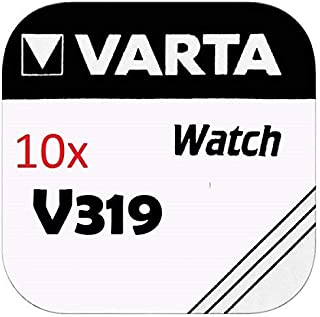 VARTA KNOPFZELLEN 319 SR527SW (10 Stück, V319)