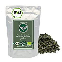 Azafran Green Tea - BIO Sencha Uchiyama Green Tea - Original from Japan 500g