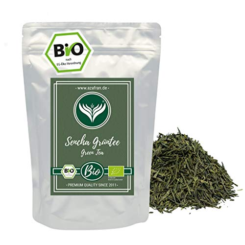 Azafran -   Grüner Tee - BIO
