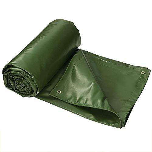 SAP- Tissu Anti-Pluie Bâche de Camion Toile de crêpe en Plein air Toile de Protection Solaire épaisse Stable (Size : 3m*4m)