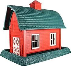 North States Village Collection Grand Style Birdfeeder-Larege Red Barn