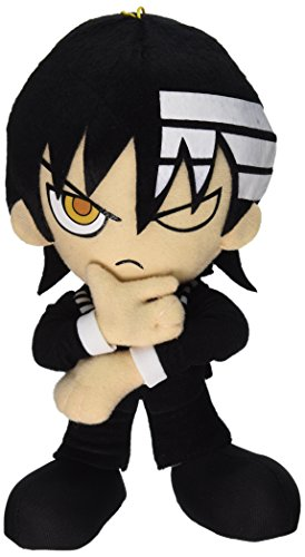 Soul Eater Death the Kid Plush