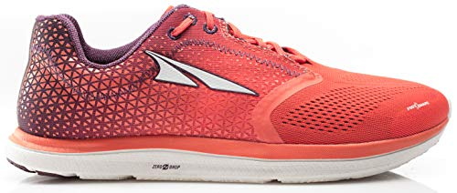 ALTRA Women's AFW1836P Solstice Road Running Shoe, Coral - 9 M US