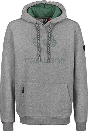 Ragwear Strek Hoodie Light Grey