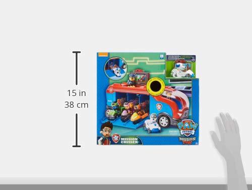 Spin Master- PAW PATROL MISSION CRUISER AUTOBUS, Multicolor (6035961)