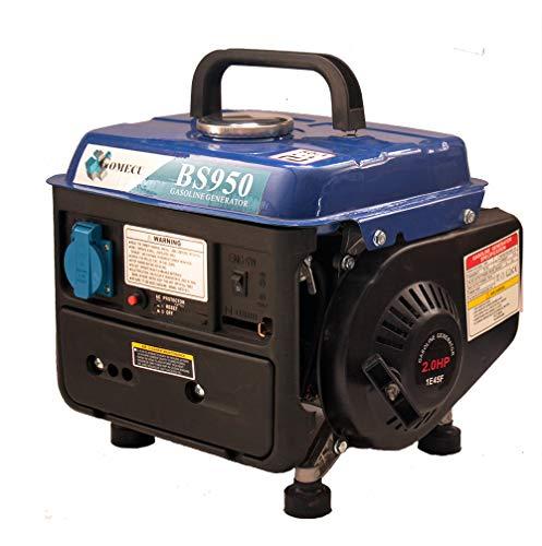 Generador Gasolina Motor 2T 750W 2.0HP Bobinado 100% Cobre Salida AC 220V...
