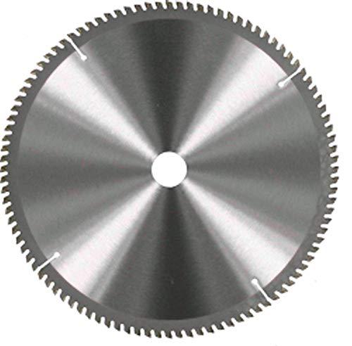 Hoja de sierra circular para aluminio o plástico – Ø 400 x 30 mm / 120 dientes | sierra circular de mano | HM – metal duro | perfiles de aluminio o plástico | para sierra circular manual