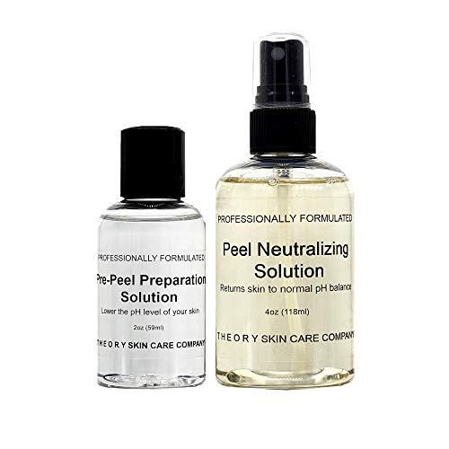 Pro Peel Prep Solution 2 oz and Neu…