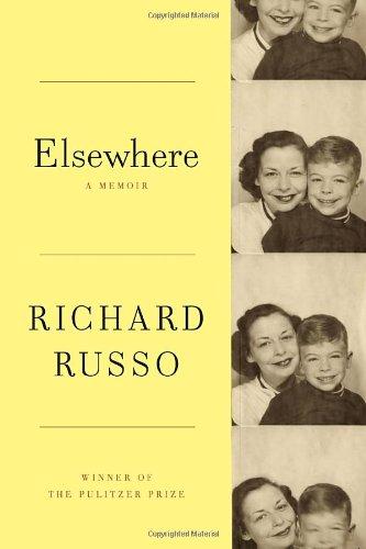 Image of Elsewhere: A memoir