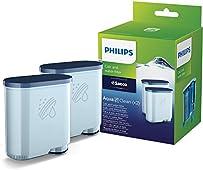 Philips Kalk- och vattenfilter AquaClean - Lämplig för Philips Espressomaskiner med Aquaclean-funktion - Förlänger livslängden för din espressomaskin - 2 st. AquaClean-vattenfilter - CA6903/22