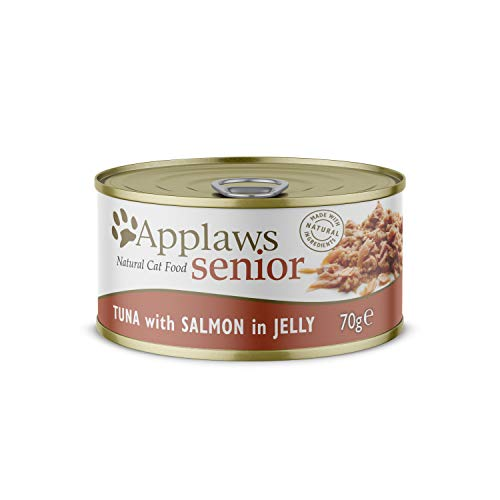 Applaws - Pistola de Gato con salmón en Jalea