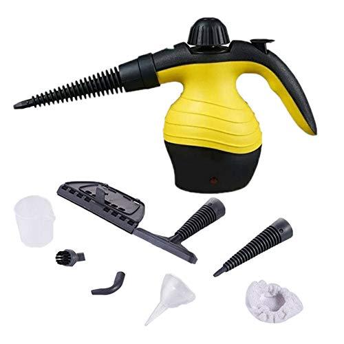 Handheld Steam Cleaner, Multi-Function Steam Cleaner Draagbare hoge druk en hoge temperatuur voor vlekken, verwijderen Geschikt voor huis of auto