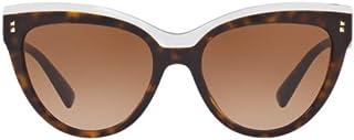 Sunglasses Valentino VA 4034 513713 HAVANA/CRYSTAL