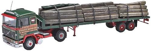 envío gratis Corgi (Camions 1 1 1 50 ème CCC15505 Volvo F12 40' Flatbed and Load - H E Payne - Camión con Carga  gran descuento