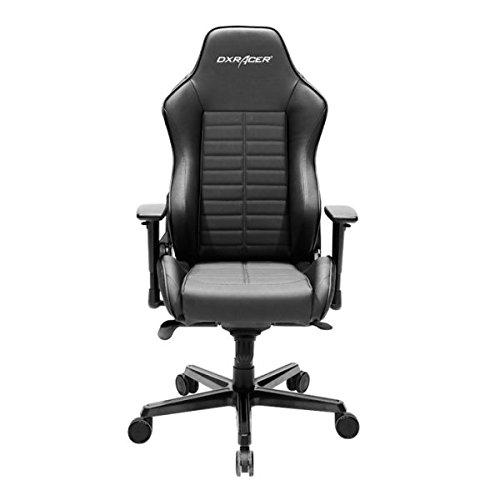 DXRacer Gaming Stuhl, OH/DJ133/N, D-Serie, schwarz, das Original von DX Racer
