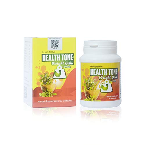Extra Effective Natural Health Tone Weight Gain Capsules