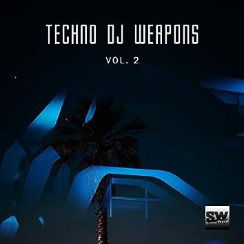 Techno DJ Weapons, Vol. 2