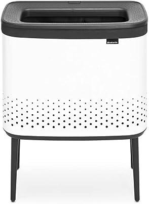 ブラバンシア Boランドリービン 洗濯収納ボックス 60L ホワイト 【ベルギー製】 200502