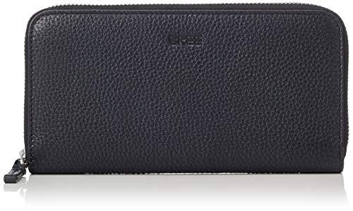 BREE Damen Liv New 111 Geldbörse, Schwarz (Black), 2x10x19.5 cm