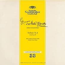 Tchaikovsky: Symphony No. 4 / Swan Lake, Sleeping Beauty, Nutcracker suites / Eugene Onegin excerpt