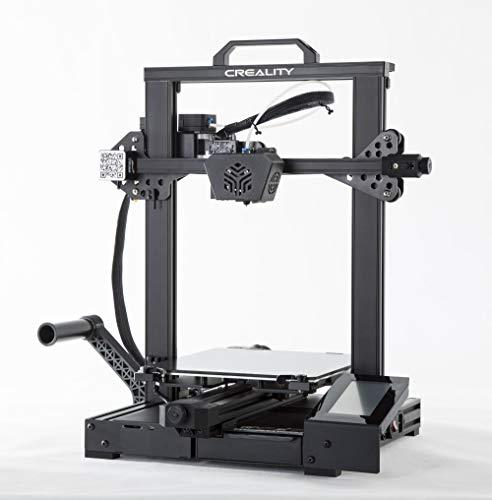 PeachClover【Creality 3D】CR-6 SE 日本語取扱説明書&アフターサポート 最大印刷サイズ 235 * 235 * 250mm