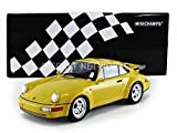 Minichamps- Voiture Miniature de Collection, 155069100, Jaune