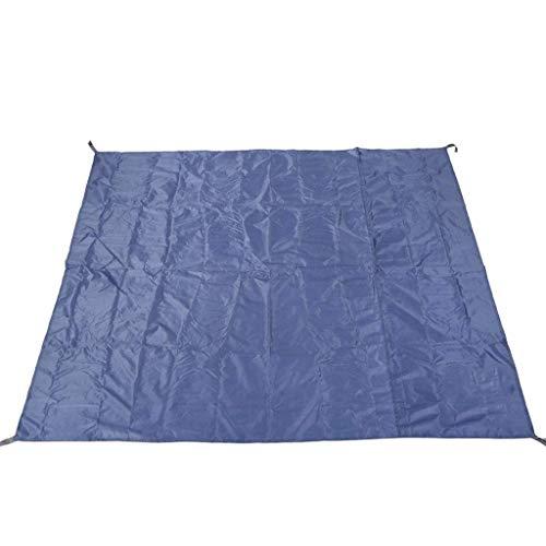 WLD Vloermat Outdoor Tent Bescherming Mat Super Licht Vochtmat Strand Mat Picknick Doek
