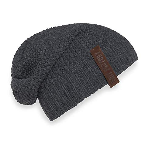 Knit Factory Beanie COCO anthrazit
