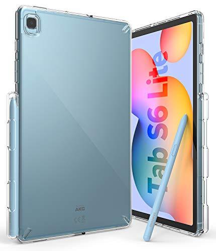 Ringke Fusion Hülle Entwickelt für Galaxy Tab S6 Lite (2020) mit S Stifthalter - Klar