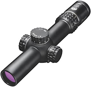 Burris 201018 XTR Iix 40mm, 1-8x34mm, 34mm Tube, Ballistic