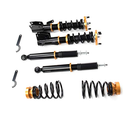 ANPART Height Adjustable Coilovers Shock Suspension Fit for 2013-2015 Acura ILX /2012-2015 Honda Civic