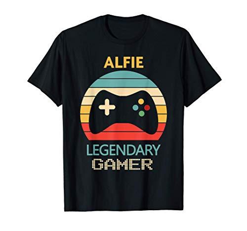 alfie gift tshirt alfie name