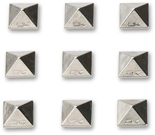DAKINE icetools Stomp Pad Pyramid Stud uni Multicolore - Chrome