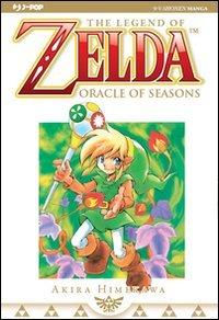 Oracle of seasons. The legend of Zelda