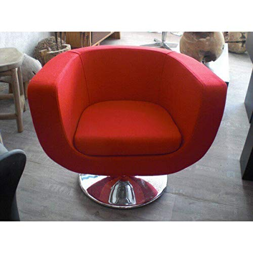 Mathi Design loungestoel 0.000000 Laine Rouge