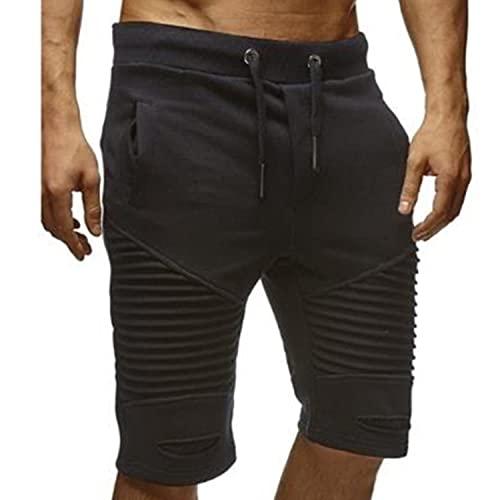 Nuevo Verano Correr Pantalones Cortos Hombres Deportes Jogging Fitness Pantalones Cortos Traje de Playa desgaste Hombre Entrenamiento Pantalones Cortos