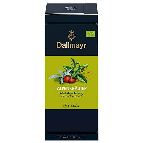 Dallmayr T-Pocket Alpenkräuter BIO - 3x10 Tea Pockets