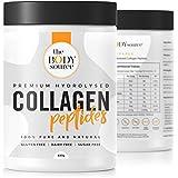 Premium Hydrolysed Collagen Protein Powder | High Quality Unflavoured Bovine Collagen Peptides | Quick Dissolve Collagen Supplement for Healthy Bones, Muscles, Hair, Nails, Skin & Joints - 400g