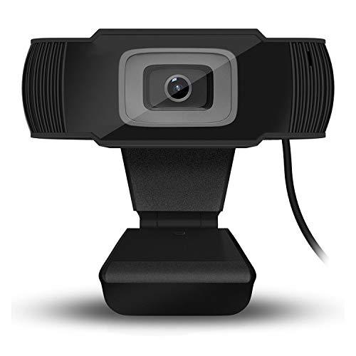 Cámara de ordenador HD con enfoque automático de 5 millones de píxeles compatible con 720P 1080 de videollamada polea